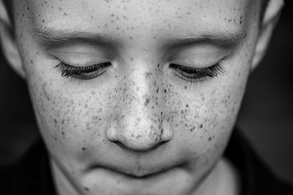 NancyElizabeth Photography | New Jersey Family Photographer | Freckles and Eye Lashes