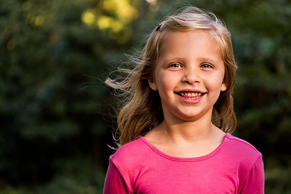 NancyElizabeth Photography | New Jersey Child Photographer | Portrait of Blonde Toddler