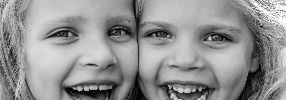 New Jersey Family Photographer, Nancy Elizabeth Photography, Close UP Sisters Laughing