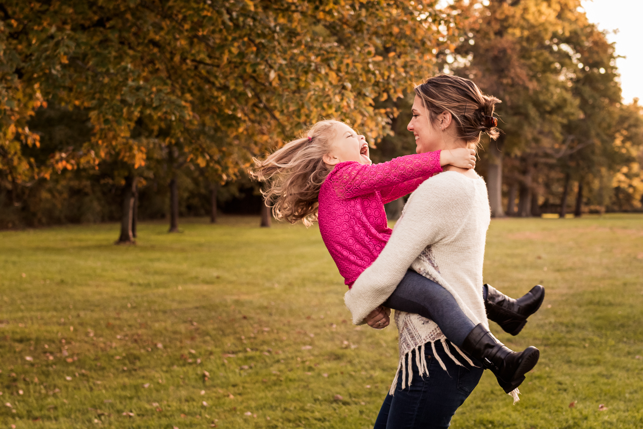 New Jersey Family Photographer, Nancy Elizabeth Photography, Mom Spinning Daughter