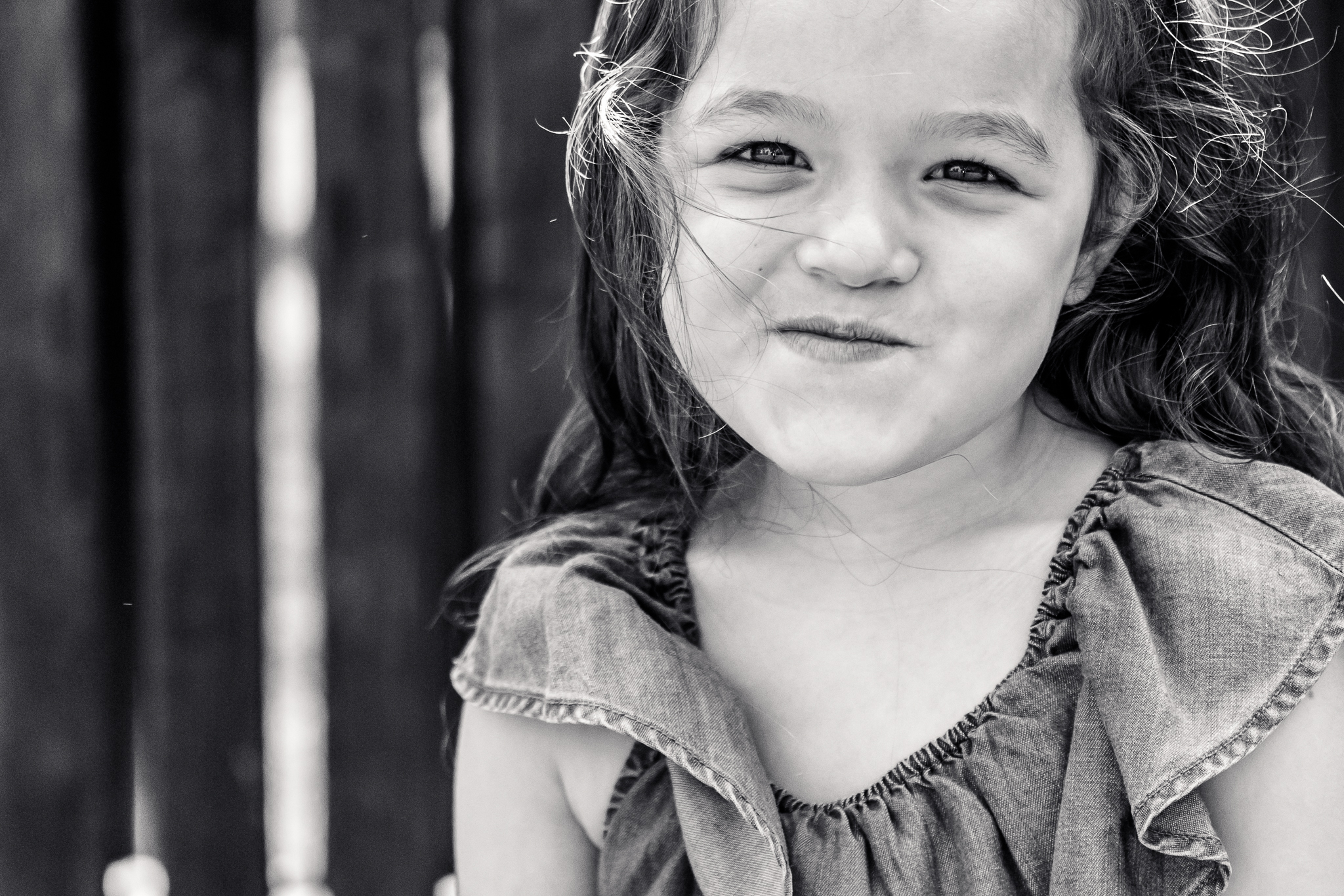 Nancy Elizabeth Photography, New Jersey Photographer, Girl Smiling