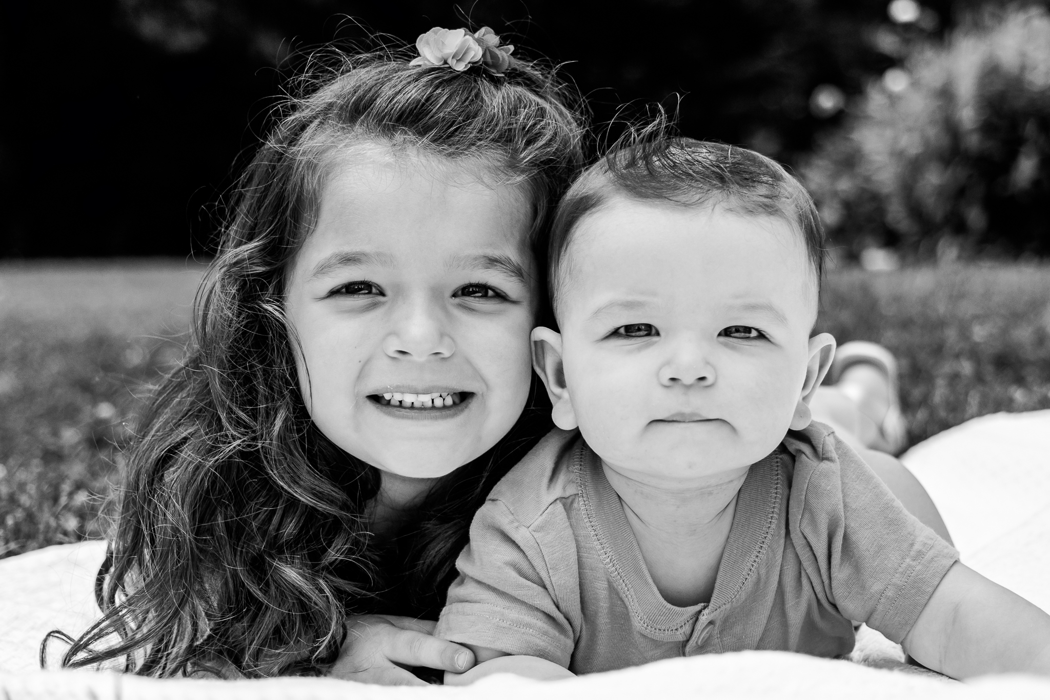 Nancy Elizabeth Photography, New Jersey Photographer, Brother and Sister