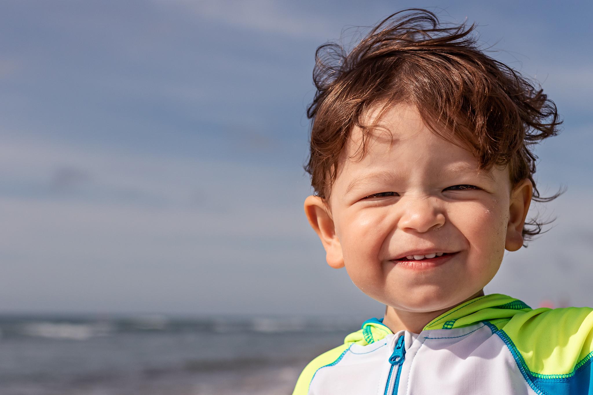 Nancy Elizabeth Photography, New Jersey Documentary Photographer, Portrait on Beach